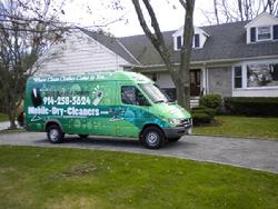 Mobile-Dry-Cleaners.com Making a FREE Home Pick-Up & Delivery